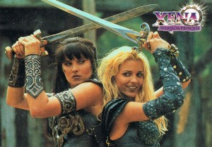 1999 Xena Series 3 Base