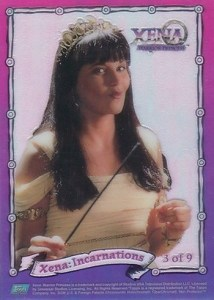 1999 Xena Series 3 Incarnations