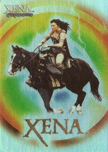 2001 Xena Seasons 4 and 5 X1