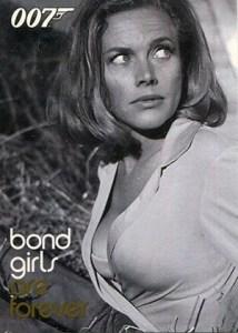 2003 James Bond Women of Bond In Motion Bond Girls Forever