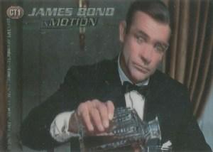 2003 James Bond Women of Bond In Motion Case Topper