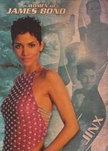 2003 James Bond Women of Bond In Motion Jinx