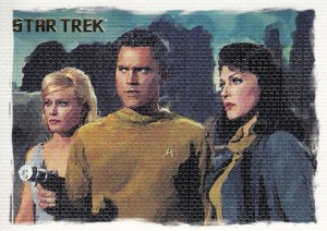 2005 Star Trek Art and Images Base