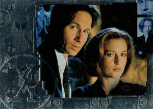 2005 X-Files Connections Promo PP-1 Parallel