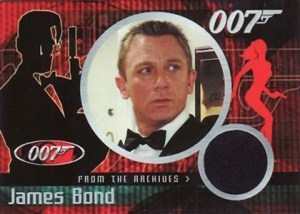 2006 Rittenhouse James Bond Casino Royale Preview Set Costume Card CC7