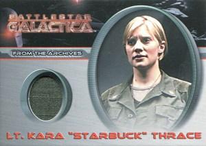 2006 Rittenhouse Battlestar Galactica Season 1 Costume CC10
