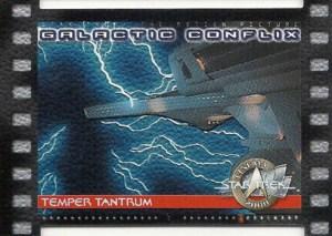 2000 Star Trek Cinema 2000 Galactic Conflix