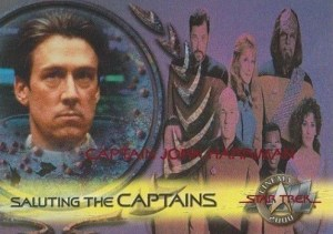 2000 Star Trek Cinema 2000 Saluting the Captains
