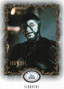 2001 Farscape In Motion Archive Collection