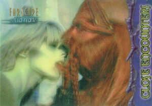2001 Farscape In Motion Close Encounters
