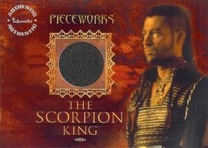 2002 Scorpion King Pieceworks PW-3