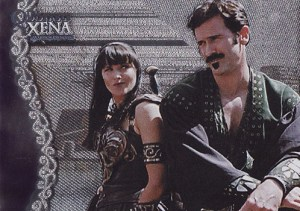 2003 Quotable Xena Base