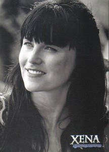 2004 Art and Images of Xena Women of Xena