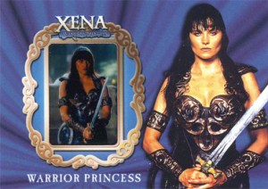 2004 Art and Images of Xena Xena Gallery