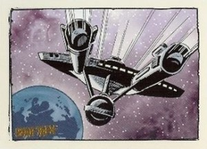 2004 Quotable Star Trek TOS Comic Book