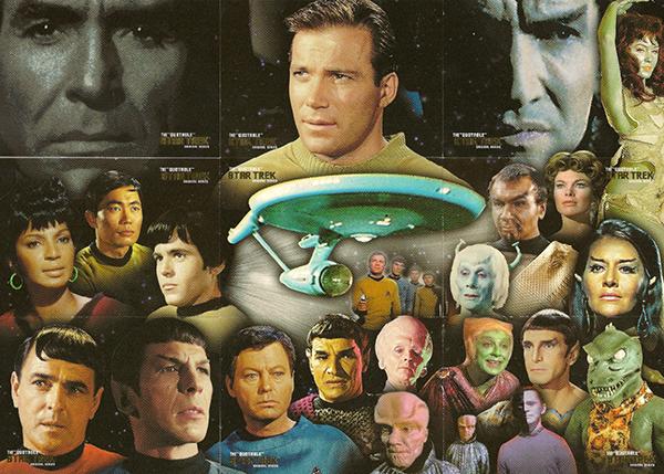 2004 Quotable Star Trek TOS FInal Frontier