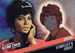 2004 Quotable Star Trek TOS Starfleets Finest