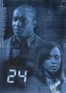 2006 24 Season 4 Rare Foil