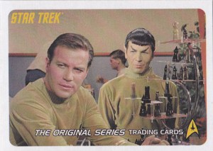 2006 Star Trek TOS 40th Anniversary Promo Card P3