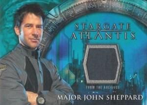 2006 Stargate Atlantis Season 2 Major John Sheppard