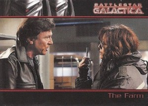 2007 Battlestar Galactica Season 2 Base