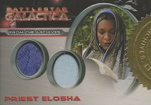 2007 Battlestar Galactica Season 2 DC2