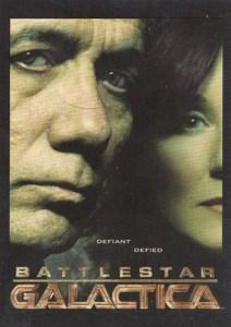 2007 Battlestar Galactica Season 2 Shelter Posters