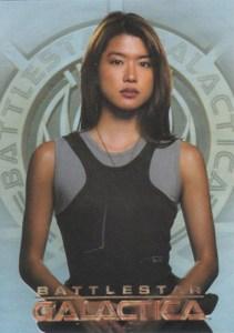 2007 Battlestar Galactica Season 2 Women of BSG