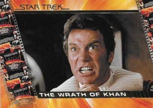 2007 Complete Star Trek Movies Character Logs
