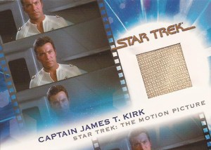 2007 Complete Star Trek Movies Costume Cards MC1
