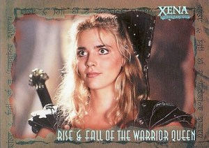 2007 Xena Dangerous Liaisons Rise and Fall