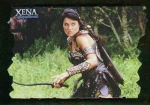 2007 Xena Dangerous Liaisons Women and Weapons