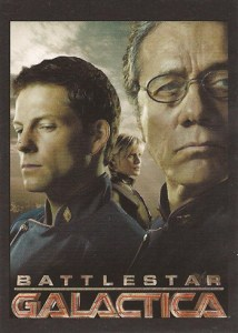 2008 Battlestar Galactica Season 3 Shelter Posters