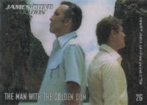 2008 James Bond In Motion Base