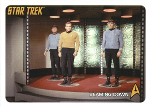 2008 Star Trek TOS 40th Anniversary Series 2 Base