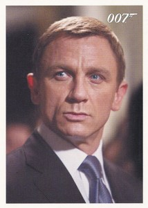 2009 James Bond Archives Promo Card P1