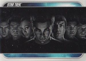 2009 Star Trek Movie Promo Cards