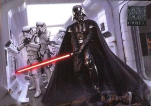 2009 Star Wars Galaxy 4 Base