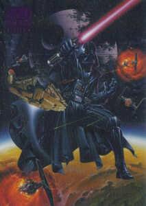 2009 Star Wars Galaxy 4 Galaxy Evolution