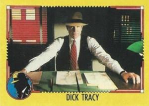 1990 Dick Tracy Base