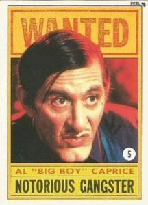 1990 Dick Tracy Sticker