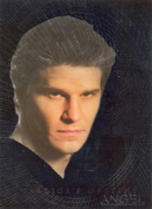 2000 Angel Season 1 Warriors Destiny