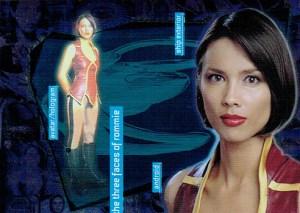 2001 Andromeda Season 1 Three Faces of Rommie
