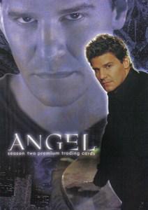 2001 Angel Season 2 Promo Card A2-2