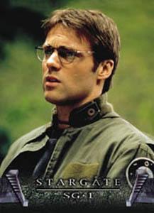 2001 Stargate SG-1 Premiere Edition Preview