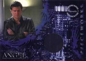 2002 Angel Season 3 Pieceworks PW1