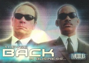 2002 Men In Black II Box Loader