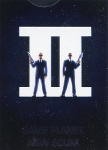 2002 Men In Black II Case Topper