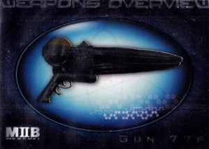 2002 Men In Black II Weapons Overview