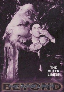2002 Outer Limits Premiere Edition Beyond the Outer Limits